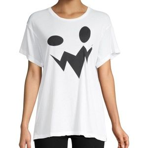 NWOT Wildfox Manchester Face Tee